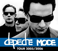 DEPECHE MODE TOUR 2005-2006