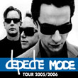 Depeche Mode Touring The Angel